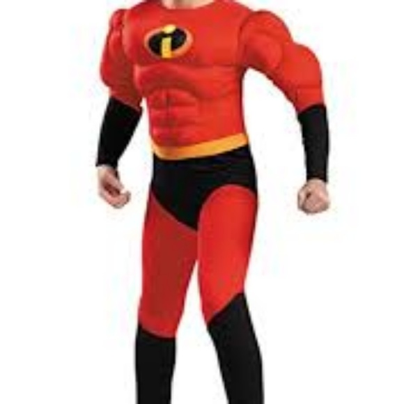Disney The Incredibles Dash Classic Musscle costum  sc 1 st  Poshmark & Disney Costumes | The Incredibles Dash Classic Musscle Costum | Poshmark